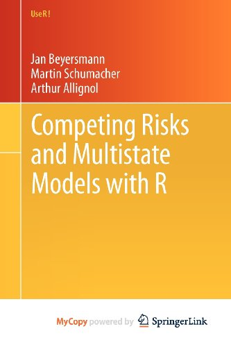 9781461420361: Competing Risks and Multistate Models with R