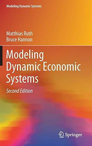 9781461422082: Modeling Dynamic Economic Systems (Modeling Dynamic Systems)