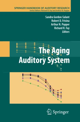 9781461424949: The Aging Auditory System (Springer Handbook of Auditory Research)
