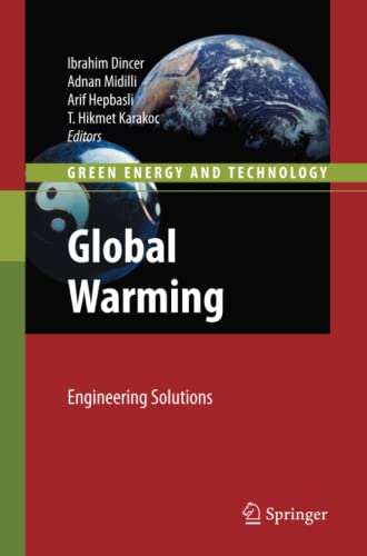 9781461425106: Global Warming: Engineering Solutions (Green Energy and Technology)