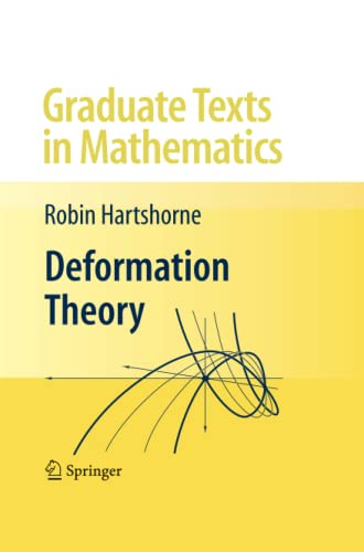 9781461425205: Deformation Theory