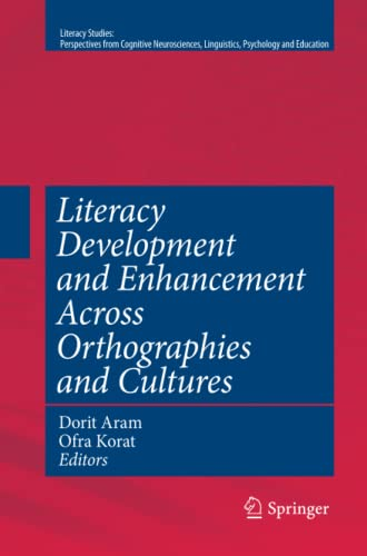 9781461425342: Literacy Development and Enhancement Across Orthographies and Cultures (Literacy Studies)