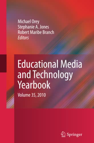 9781461425540: Educational Media and Technology Yearbook: Volume 35, 2010
