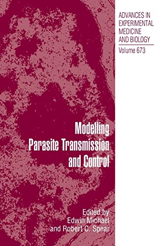 9781461425878: Modelling Parasite Transmission and Control (Advances in Experimental Medicine and Biology)