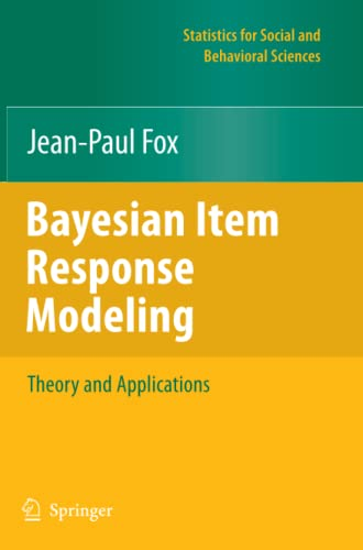 9781461426066: Bayesian Item Response Modeling: Theory and Applications (Statistics for Social and Behavioral Sciences)