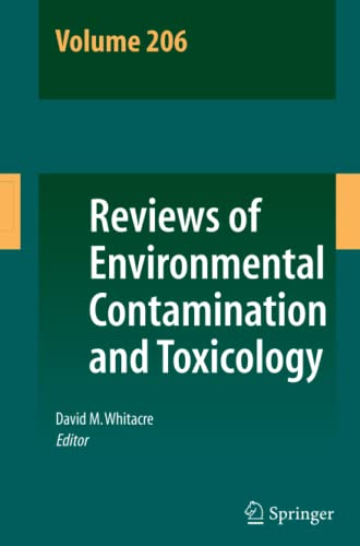 Reviews of Environmental Contamination and Toxicology: Volume 206