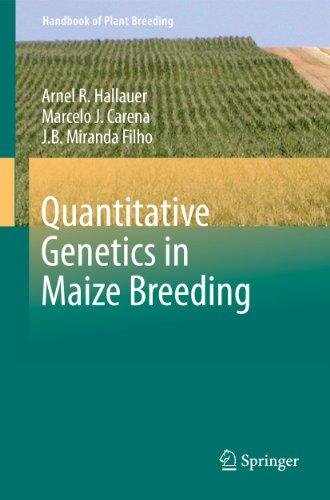 9781461426554: Quantitative Genetics in Maize Breeding