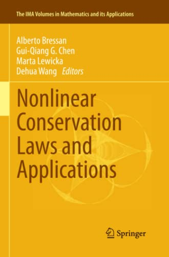 9781461428701: Nonlinear Conservation Laws and Applications (The IMA Volumes in Mathematics and its Applications)