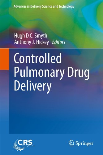 9781461428954: Controlled Pulmonary Drug Delivery (Advances in Delivery Science and Technology)
