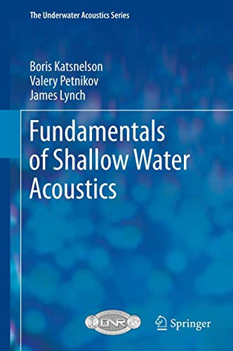9781461428978: Fundamentals of Shallow Water Acoustics (The Underwater Acoustics Series)