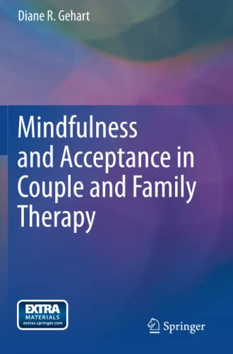9781461430322: Mindfulness and Acceptance in Couple and Family Therapy