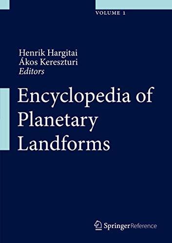 Encyclopedia of Planetary Landforms (Hardcover): Henrik Hargitai
