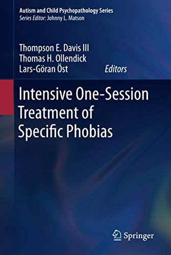 Intensive One-Session Treatment of Specific Phobias (Autism