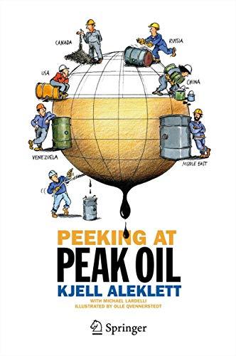 9781461434238: Peeking at Peak Oil