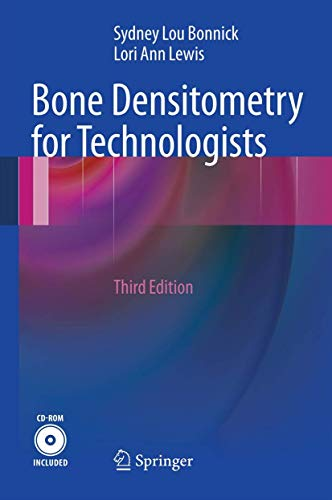 9781461436249: Bone Densitometry for Technologists