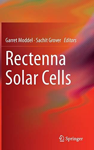 9781461437154: Rectenna Solar Cells