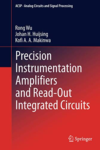 9781461437307: Precision Instrumentation Amplifiers and Read-Out Integrated Circuits (Analog Circuits and Signal Processing)