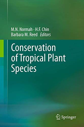 Conservation of Tropical Plant Species: Normah M. Noor