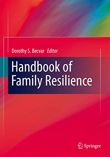9781461437994: Handbook of Family Resilience