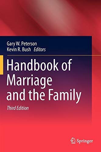 9781461439868: Handbook of Marriage and the Family