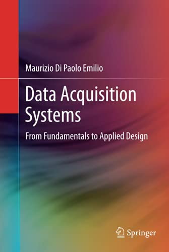 9781461442134: Data Acquisition Systems: From Fundamentals to Applied Design
