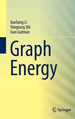 9781461442196: Graph Energy