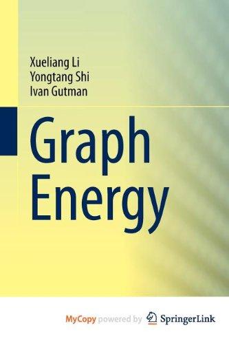 9781461442219: Graph Energy
