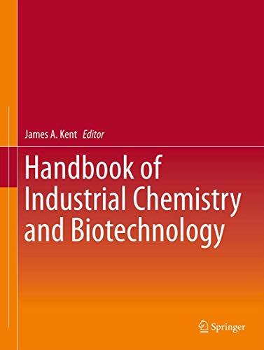 Handbook of Industrial Chemistry and Biotechnology (Hardback)