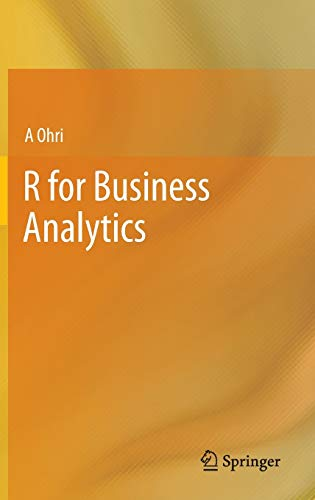 9781461443421: R for Business Analytics