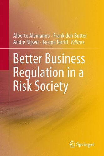 9781461444060: Better Business Regulation in a Risk Society