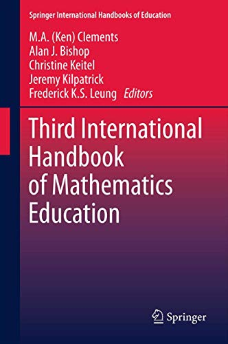 Third International Handbook of Mathematics Education (Hardback)