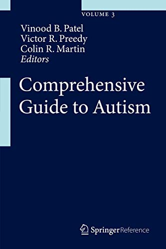 The Comprehensive Guide to Autism (Hardback)