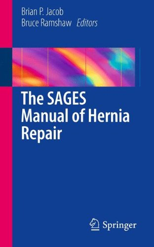 9781461448242: The Sages Manual of Hernia Repair