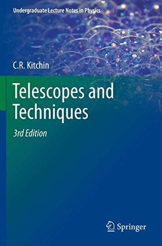 9781461448907: Telescopes and Techniques (Undergraduate Lecture Notes in Physics)