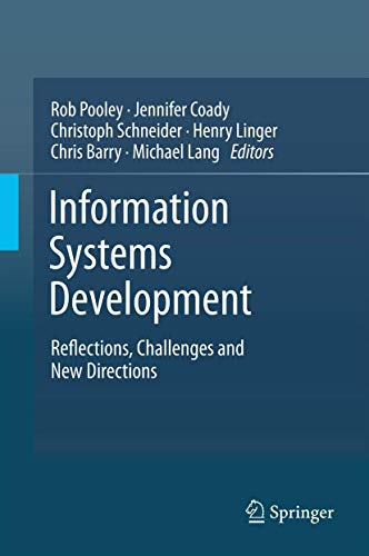 Information Systems Development: Rob Pooley