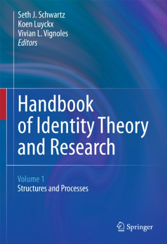 9781461451020: Handbook of Identity Theory and Research [2 Volume Set]