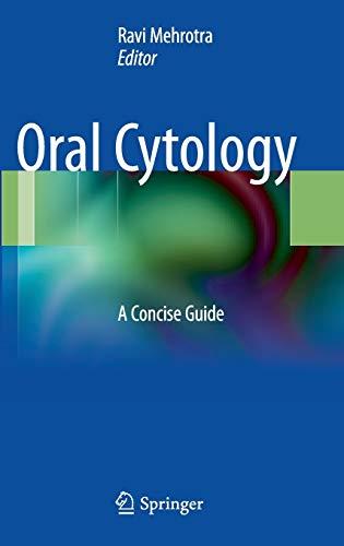 Oral Cytology.: Mehrotra, Ravi (Editor):
