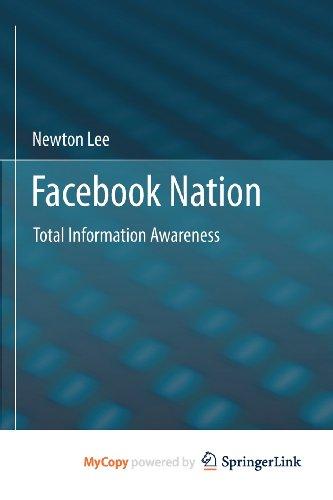 9781461453093: Facebook Nation: Total Information Awareness