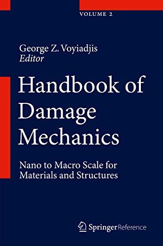 Handbook of Damage Mechanics: George Z Voyiadjis