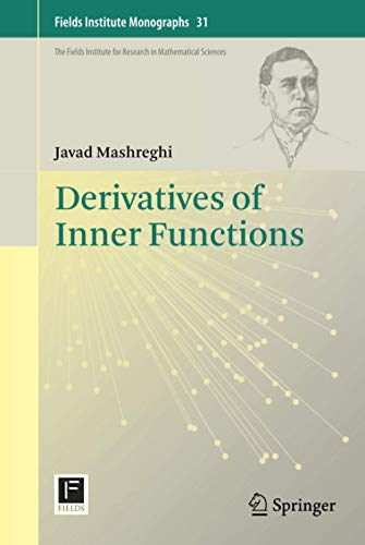 Derivatives of Inner Functions: Javad Mashreghi