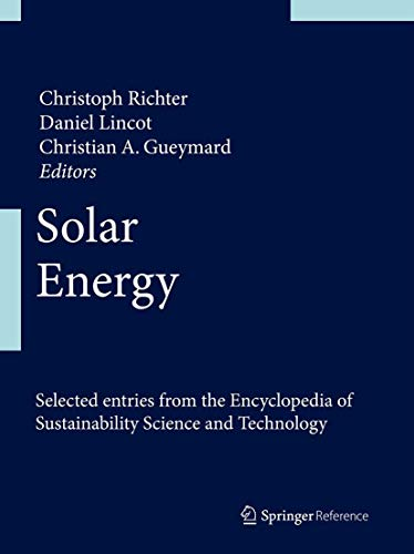 Solar Energy: Christoph Richter