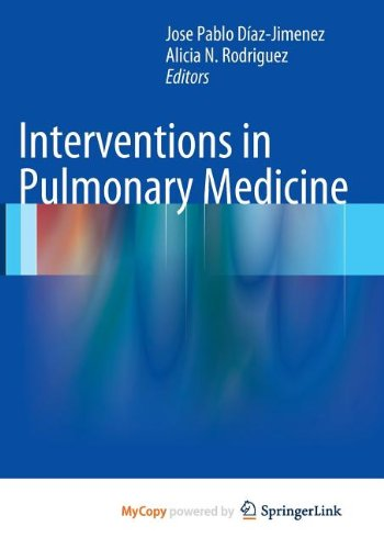 9781461460107: Interventions in Pulmonary Medicine