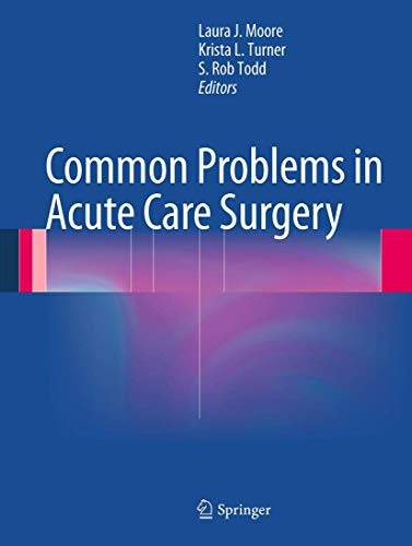 9781461461227: Common Problems in Acute Care Surgery