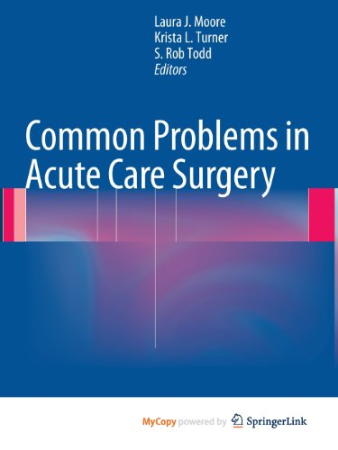 9781461461241: Common Problems in Acute Care Surgery