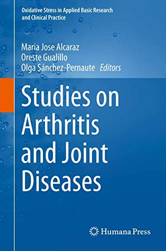 Studies on Arthritis and Joint Disorders: Maria Jose Alcaraz