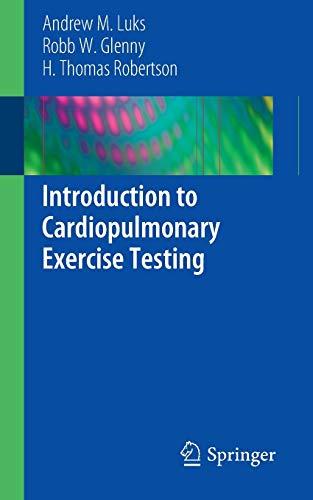 9781461462828: Introduction to Cardiopulmonary Exercise Testing