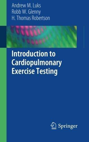 9781461462842: Introduction to Cardiopulmonary Exercise Testing