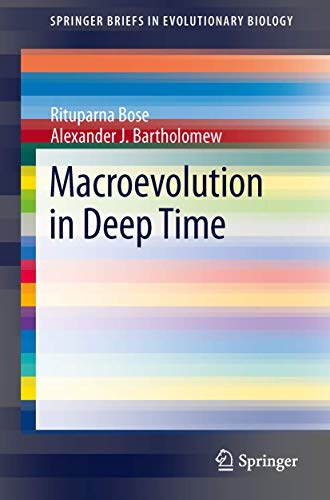 9781461464754: Macroevolution in Deep Time (SpringerBriefs in Evolutionary Biology)