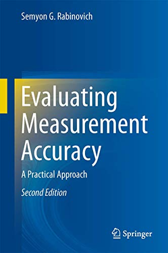 9781461467168: Evaluating Measurement Accuracy: A Practical Approach