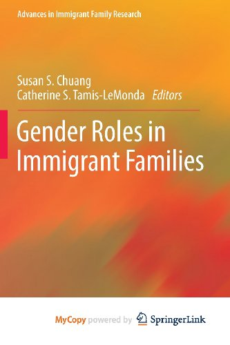 9781461467366: Gender Roles in Immigrant Families